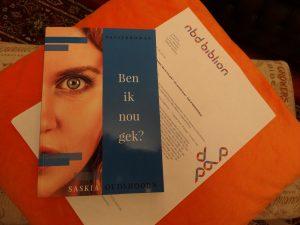 NBD Biblion lovend over 'Ben ik nou gek?'