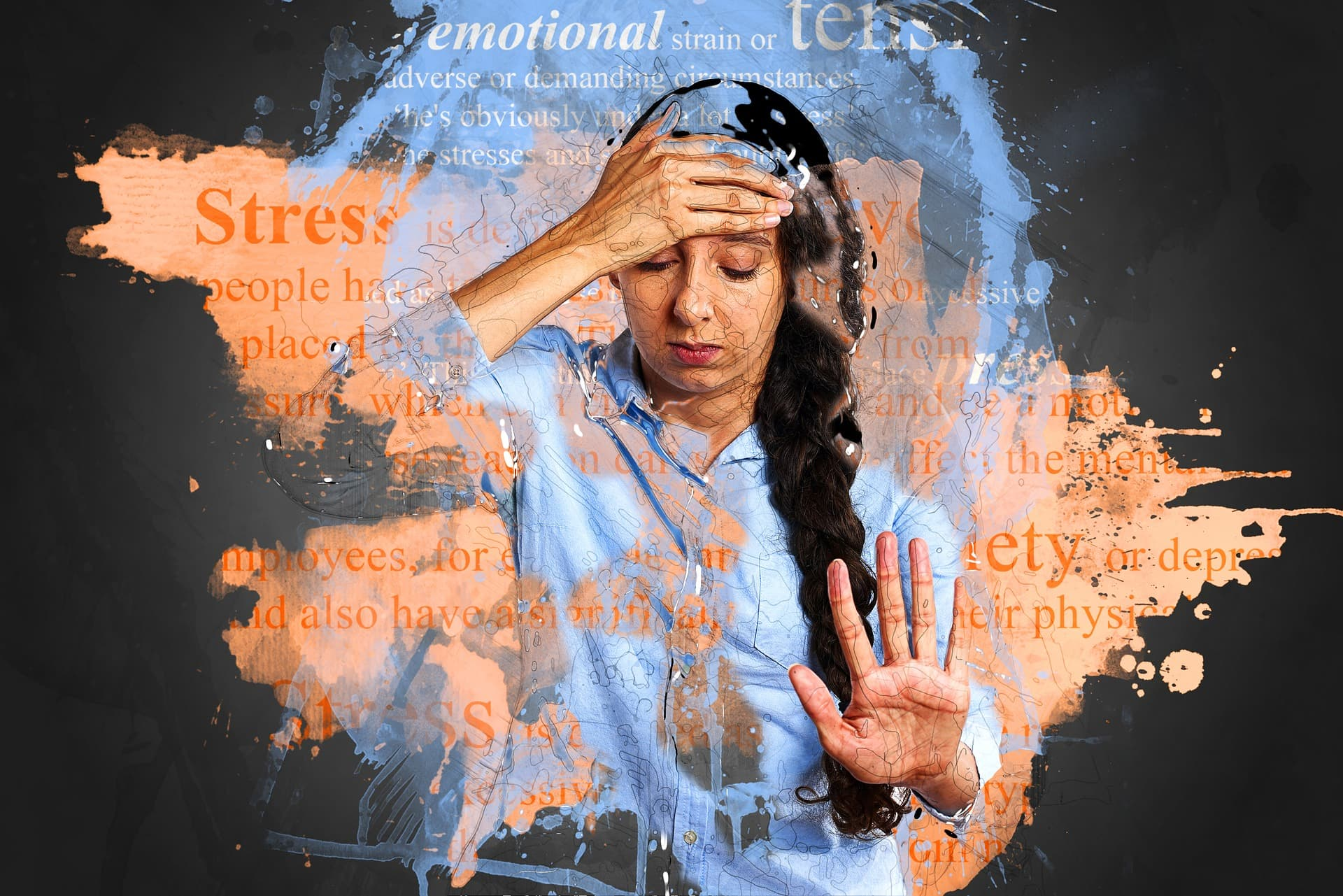 paniekaanval symptomen